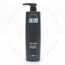 Шампунь против жирной кожи головы Nirvel Purifying Shampoo 1л