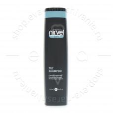 Nirvel Укрепляющий шампунь  для роста волос с биотином Tec Shampoo 250 ml