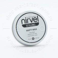 Nirvel Матирующий воск Matt Wax