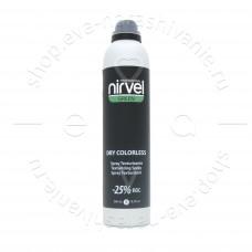 Nirvel Текстурирующий спрей для волос бесцветный Dru Colorless