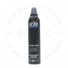 Nirvel Мусс для вьющихся волос натуральной фиксации Mousse Curly Hair
