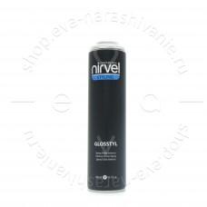 Nirvel Спрей для придания блеска волосам Hair Glow