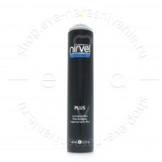 Nirvel Лак для волос экстрасильной фиксации Plus Extreme