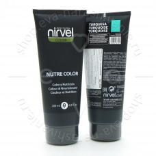 Nirvel Гель - маска Nutre Color бирюзовый