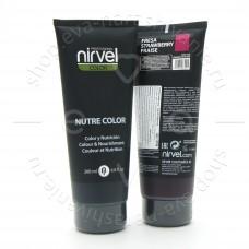 Nirvel Гель - маска Nutre Color клубника