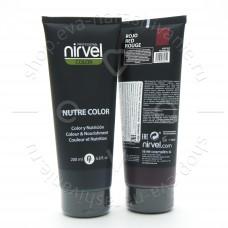 Nirvel Гель - маска Nutre Color гранатовый