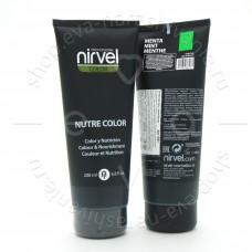 Nirvel Гель - маска Nutre Color мятный