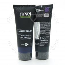 Nirvel Гель - маска Nutre Color ежевика
