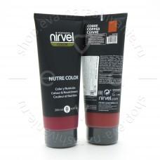 Nirvel Гель - маска Nutre Color медный