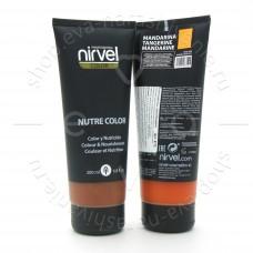 Nirvel Гель - маска Nutre Color мандарин