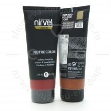 Nirvel Гель - маска Nutre Color золотистый