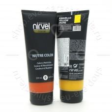 Nirvel Гель - маска Nutre Color желтый