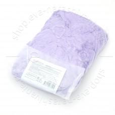 медицинские Бахилы из полиэтилена фиолетовые 50 пар