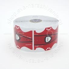 MIRAGE, Одноразовые формы, красные, 500 шт.