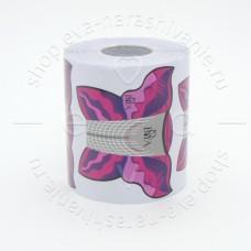 BOYA,Одноразовые формы, бабочки, 250 шт.