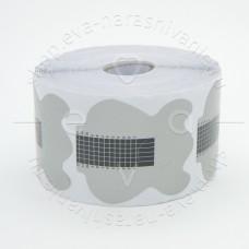 MIRAGE, Одноразовые формы, серебро, 500 шт.