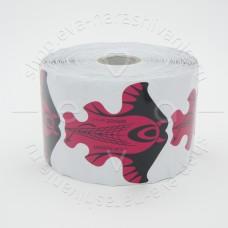 MIRAGE, Одноразовые формы, рыбки, 500 шт.