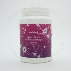 ruNail, акриловая пудра (белая),750 гр