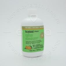 Be Natural, Callus Eliminator с ароматом апельсина, 532 мл