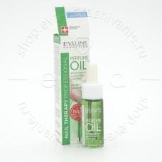 Eveline масло для кутикулы  Green Paradise 12мл.