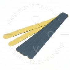 STALEKS набор сменных файлов для пилки узкой прямой 240 грит 50 шт